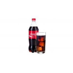 Кока-кола 1.0 л