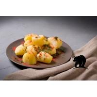 Картошка варёная