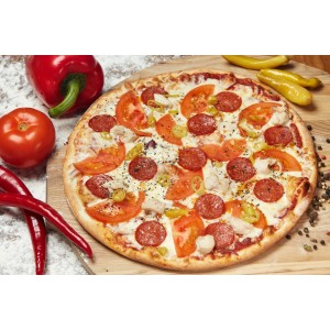 Пицца Диабло